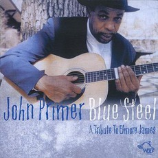 Blue Steel: A Tribute To Elmore James: Chicago Blues Session, Volume 60 mp3 Album by John Primer
