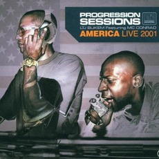Progression Sessions 6: America Live 2001 mp3 Compilation by Various Artists