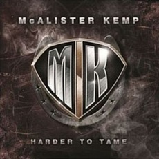 Harder To Tame by McAlister Kemp