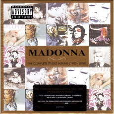 The Complete Studio Albums (1983-2008) mp3 Artist Compilation by Madonna