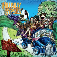 West VIrginia Line mp3 Album by The Hillbilly Gypsies
