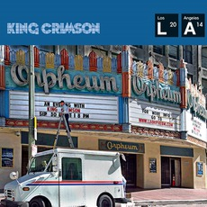 Live At The Orpheum mp3 Live by King Crimson
