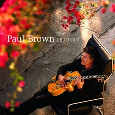 Up Front mp3 Album by Paul Brown