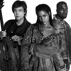 FourFiveSeconds mp3 Single by Rihanna, Kanye West & Paul McCartney
