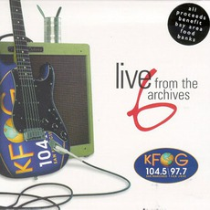 KFOG: Live From The Archives 6 mp3 Compilation by Various Artists