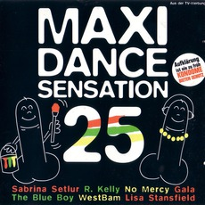 Maxi Dance Sensation, Volume 25 mp3 Compilation by Various Artists