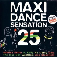 Maxi Dance Sensation, Volume 25