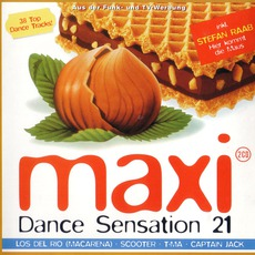 Maxi Dance Sensation, Volume 21 mp3 Compilation by Various Artists