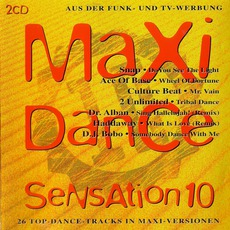 Maxi Dance Sensation, Volume 10 mp3 Compilation by Various Artists