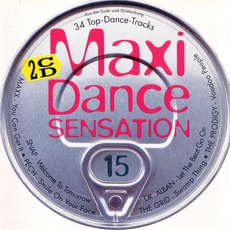 Maxi Dance Sensation, Volume 15 mp3 Compilation by Various Artists