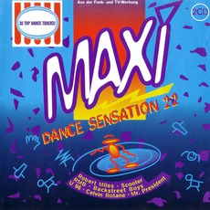Maxi Dance Sensation, Volume 22 mp3 Compilation by Various Artists