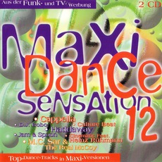 Maxi Dance Sensation, Volume 12 mp3 Compilation by Various Artists
