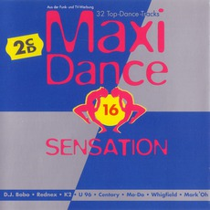 Maxi Dance Sensation, Volume 16 mp3 Compilation by Various Artists