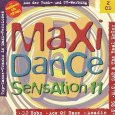 Maxi Dance Sensation, Volume 11 mp3 Compilation by Various Artists