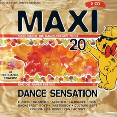 Maxi Dance Sensation, Volume 20 mp3 Compilation by Various Artists
