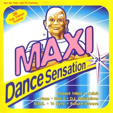 Maxi Dance Sensation, Volume 24 mp3 Compilation by Various Artists
