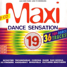 Maxi Dance Sensation, Volume 19 mp3 Compilation by Various Artists