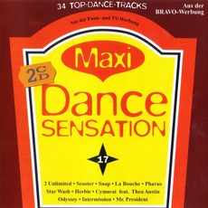 Maxi Dance Sensation, Volume 17 mp3 Compilation by Various Artists