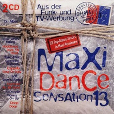 Maxi Dance Sensation, Volume 13 mp3 Compilation by Various Artists