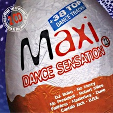 Maxi Dance Sensation, Volume 23 mp3 Compilation by Various Artists