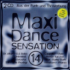 Maxi Dance Sensation, Volume 14 mp3 Compilation by Various Artists