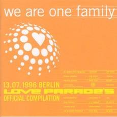 Love Parade 1996: We Are One Family mp3 Compilation by Various Artists