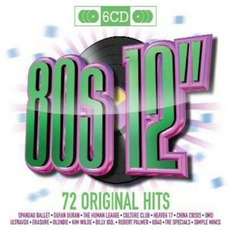 Original Hits: 80s 12″ mp3 Compilation by Various Artists