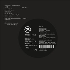 Computer Controlled Acoustic Instruments, Part 2 by Aphex Twin