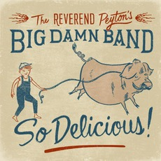 So Delicious mp3 Album by The Reverend Peyton's Big Damn Band
