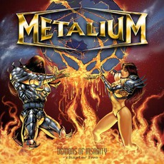Demons Of Insanity: Chapter Five mp3 Album by Metalium