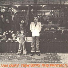 New Boots And Panties mp3 Album by Ian Dury