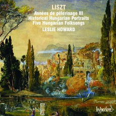 Années de pèlerinage III mp3 Artist Compilation by Franz Liszt
