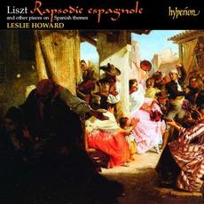 Rapsodie espagnole mp3 Artist Compilation by Franz Liszt