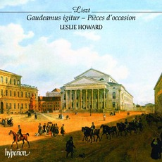 Gaudeamus igitur and Pièces d'occasion mp3 Artist Compilation by Franz Liszt