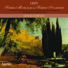 Soirées musicales & Soirées italiennes by Franz Liszt