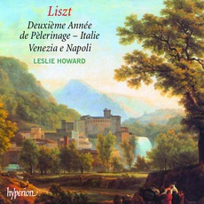 Années de pèlerinage II mp3 Artist Compilation by Franz Liszt