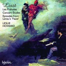 Préludes, Concert Études and Episodes from Faust mp3 Artist Compilation by Franz Liszt