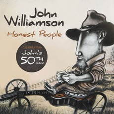 Honest People mp3 Album by John Williamson