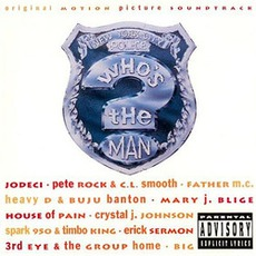 Who's The Man mp3 Soundtrack by Various Artists