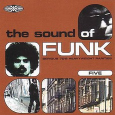 The Sound of Funk, Volume 5 (Re-Issue) by Various Artists