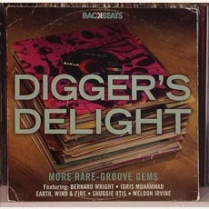 Backbeats: Digger's Delight (More Rare-Groove Gems) by Various Artists