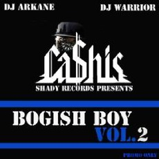 Bogish Boy Vol. 2 by Ca$his