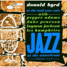 At The Half Note Cafe, Volumes 1 & 2 (Remastered) mp3 Live by Donald Byrd