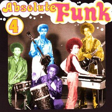 Absolute Funk, Volume 4 mp3 Compilation by Various Artists