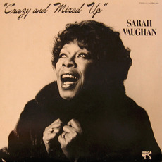 Crazy And Mixed Up mp3 Album by Sarah Vaughan