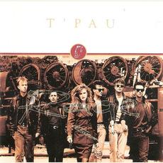 Rage mp3 Album by T'Pau