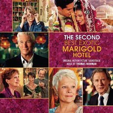 The Second Best Exotic Marigold Hotel mp3 Soundtrack by Various Artists