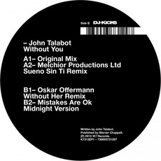 Without You mp3 Single by John Talabot