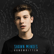 Handwritten mp3 Album by Shawn Mendes
