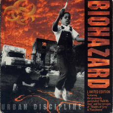 Urban Discipline (Limited Edition) mp3 Album by Biohazard